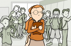 Bullying is a group problem. But might it also have a group solution?