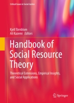 Handbook of Social Resource Theory: Theoretical Extensions, Empirical Insights, and Social Applications by Kjell Törnblom and Ali Kazemi